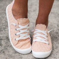 Rayfield Blush Sneakers