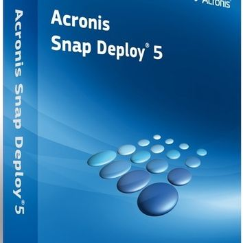 Acronis Snap Deploy 5 Crack Keygen Full Version DownloadSnapCrack