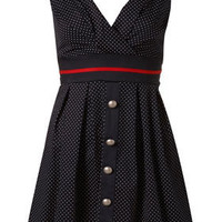 Crossover Bust Dress by Wal G* - New In - Topshop USA