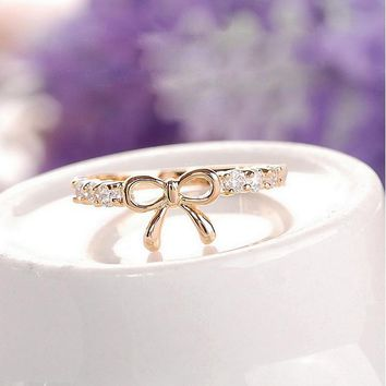 FAE - Ribbon Stackable Ring