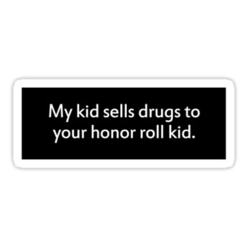 My Kid Sells to Yours