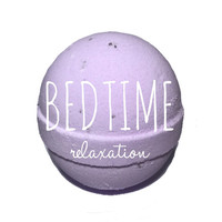 Bath-Bomb Bedtime Relaxation