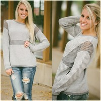 Free To Love Sweater (Dex) - Piace Boutique