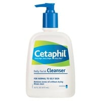 Cetaphil Normal to Oily Skin Daily Facial Cleanser