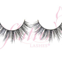 ASHLEY - MINK FLUTTER LASHES **NEW**