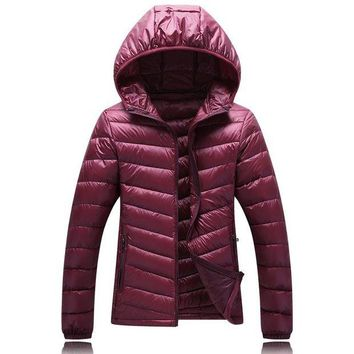 ONETOW The north face of the latest women down jackets