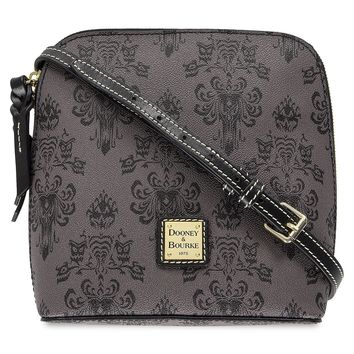 Disney Dooney & Bourke The Haunted Mansion Crossbody Bag New with Tags