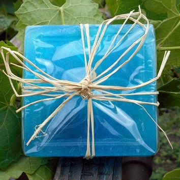 Cool Water Olive Oil Soap for Men, Handmade