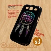Pierce The Veil Dream Catcher-Print On Hard Case Samsung GalaxyS3i9300