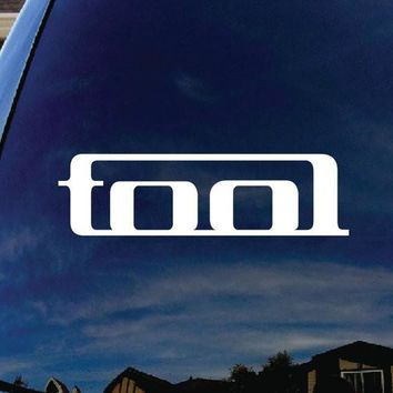 Tool Band Car Window Vinyl Decal Sticker