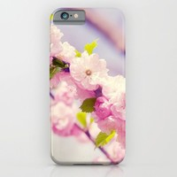 PINK FLOWER - FIORI ROSA iPhone & iPod Case by Ylenia Pizzetti