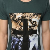 Urban Outfitters - Eleven Paris Wolf Tee