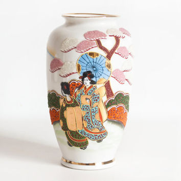 Best Vintage Porcelain Hand Vase Products On Wanelo