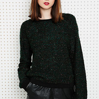 Cooperative Novelty Yarn Sweatshirt - Urban Outfitters