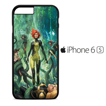 DC Comics Poison Ivy iPhone 6S Case