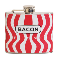Bacon Floss Fun 5-ounce Multi-color Party Flask | Overstock.com Shopping - The Best Deals on Bar & Wine Gifts
