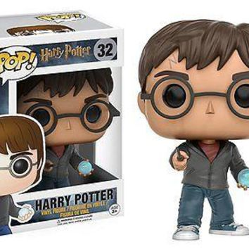 Funko Harry Potter Harry w/Prophecy (BD) Pop Figure