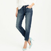 SLIM SELVEDGE BROKEN-IN BOYFRIEND JEAN IN VINCENT WASH