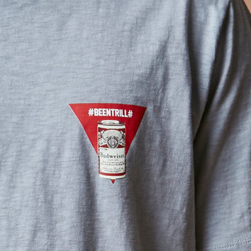Been Trill x Budweiser Beer Trip T-Shirt at PacSun.com