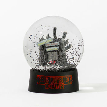 The Upside Down Snow Globe | FIREBOX