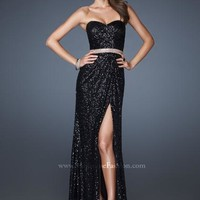 La Femme 18918 at Prom Dress Shop