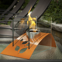 Decorpro Twilight Bio Ethanol Fireplace
