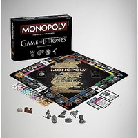 Game of Thrones Monopoly Collectors Edition - Spencer's