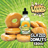 Loaded Glazed Donut 120mL Overstock