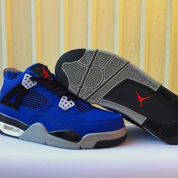 Eminem x Air Jordan 4 2017 Sneaker Shoes 41--47