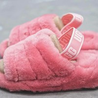 Women's UGG warm cotton shoes slippers _1686248855-036