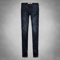 A&F High Rise Jeggings