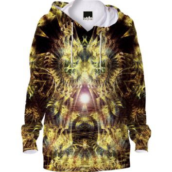 DMT SHAMAN VISIONS HOODIE created by Webgrrl | Print All Over Me