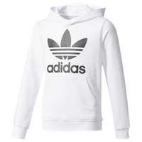 adidas Originals Trefoil Hoodie - Boys' Grade School at Eastbay
