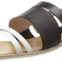 French Connection Women's Hallie Gladiator Sandal