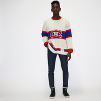 1990s CCM Vintage Rare Wool Montreal Canadiens Hockey Jersey – Vanguard Vintage Clothing