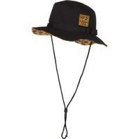 Vans Captain Fin Bucket Hat Black,