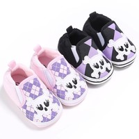 Unisex Baby Boys Girls Loafers Shoes Cute Skull Casual Fashion Footwear