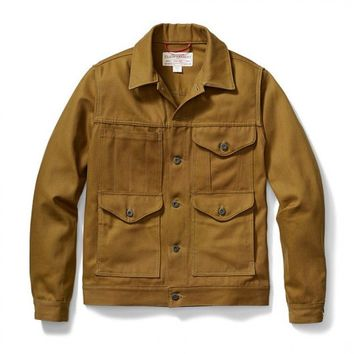 Filson Short Cruiser Warm Tan
