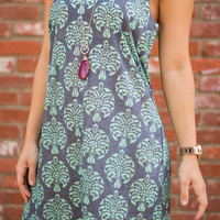 Vase The Facts Dress, Mint