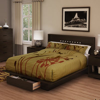 Furniture & Home Decor Search: queen size bed | Wayfair
