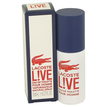 Lacoste Live Mini EDT Spray By Lacoste For Men