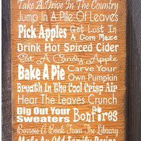 fall decor, Autumn Sign, Fall Sign, Thanksgiving decor, autumn decor, thanksgiving sign, holiday sign, fall sign