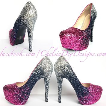 Best Silver Prom High Heels Products on Wanelo ac46cb147328