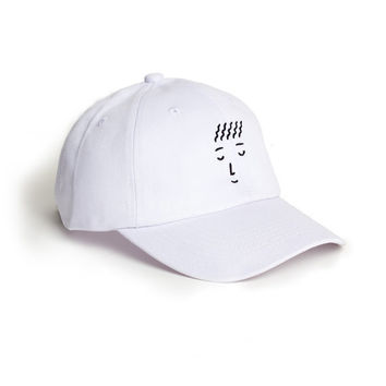 Chill Out Embroidered Baseball Hat Dad Cap Twill