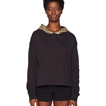 The Kooples Sweater with Beaded Hood