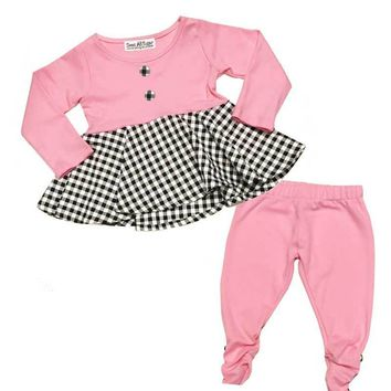 Sweet as Sugar Couture Parisian Fille 2 Piece Set