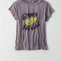 Don't Ask Why Graphic T-Shirt, Gunmetal