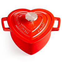 Martha Stewart Collection Enameled Cast Iron 2-Qt. Heart-Shaped Casserole, Only at Macy's - Cookware & Cookware Sets - Kitchen - Macy's