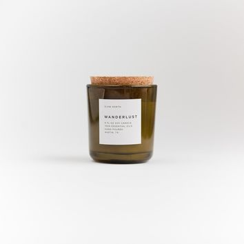Wanderlust Soy Candle