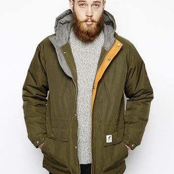 Fat Moose Inner City Hooded Jacket